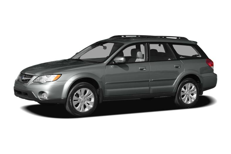 2008 Subaru Outback Information