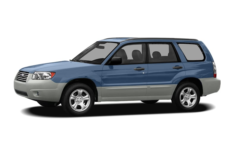 2008 Forester