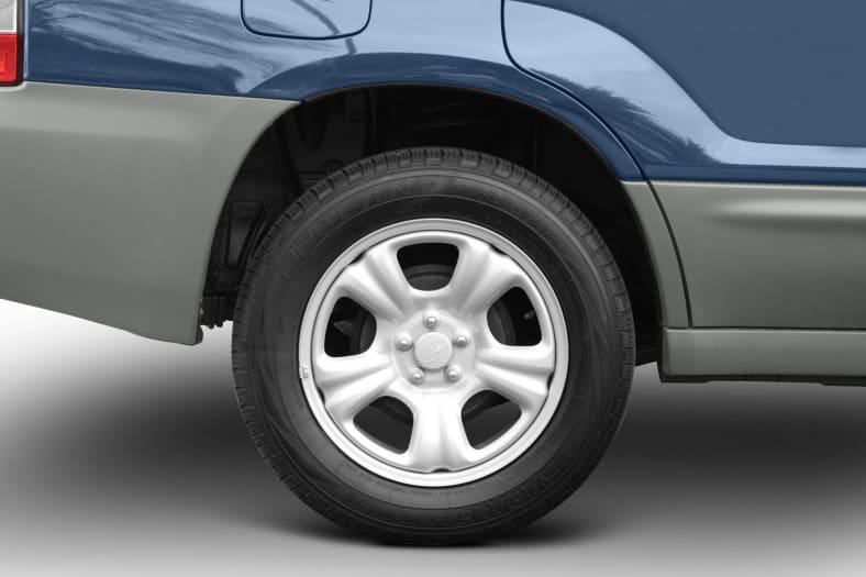 2008 Subaru Forester Exterior Photo