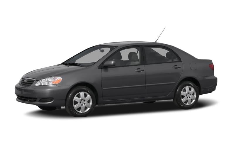 2008 Corolla