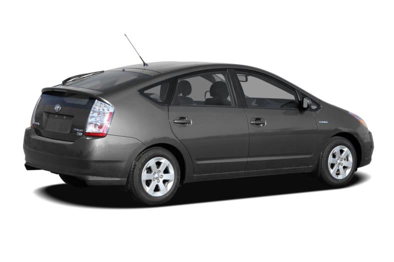 2008 Toyota Prius Exterior Photo