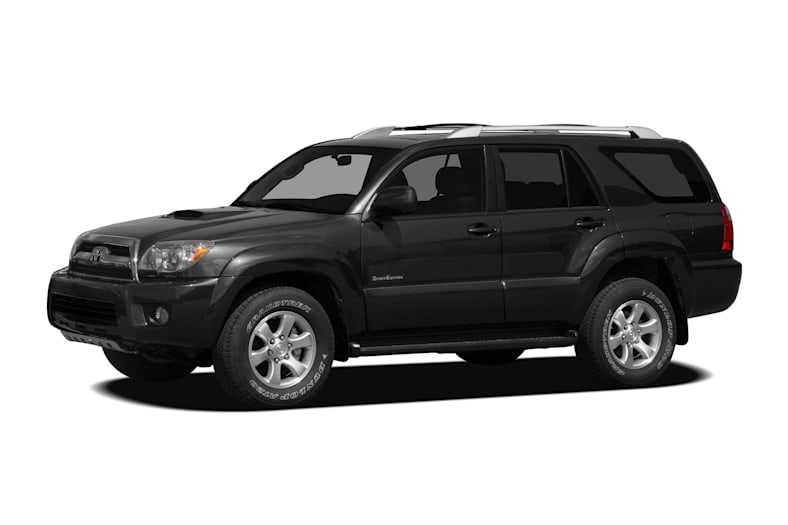 2008 Toyota 4runner New Car Test Drive