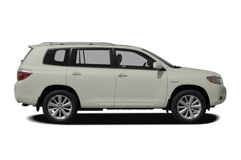 2008 Toyota Highlander Hybrid Exterior Photo