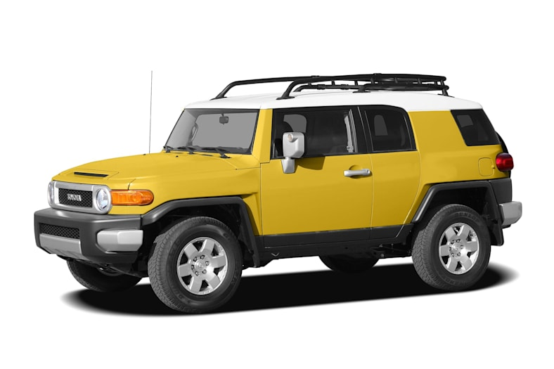 2008 Toyota FJ Cruiser Exterior Photo