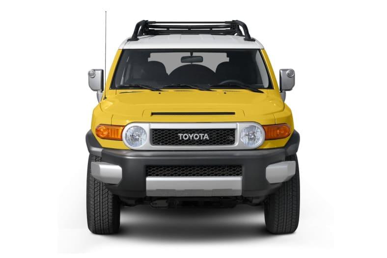 2008 Toyota FJ Cruiser Exterior Photo