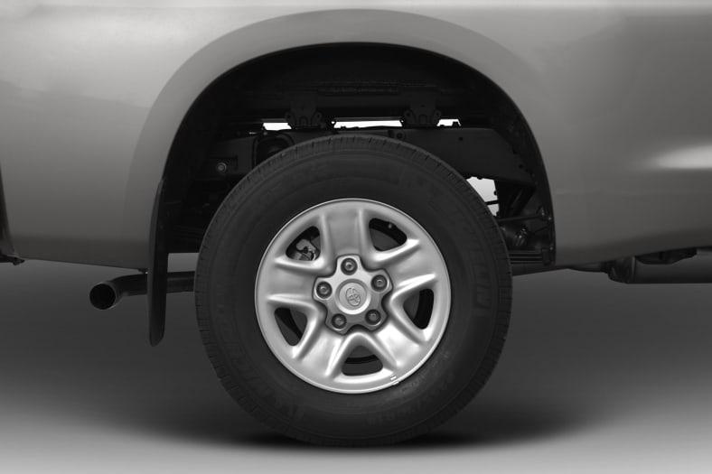 2008 Toyota Tundra Exterior Photo