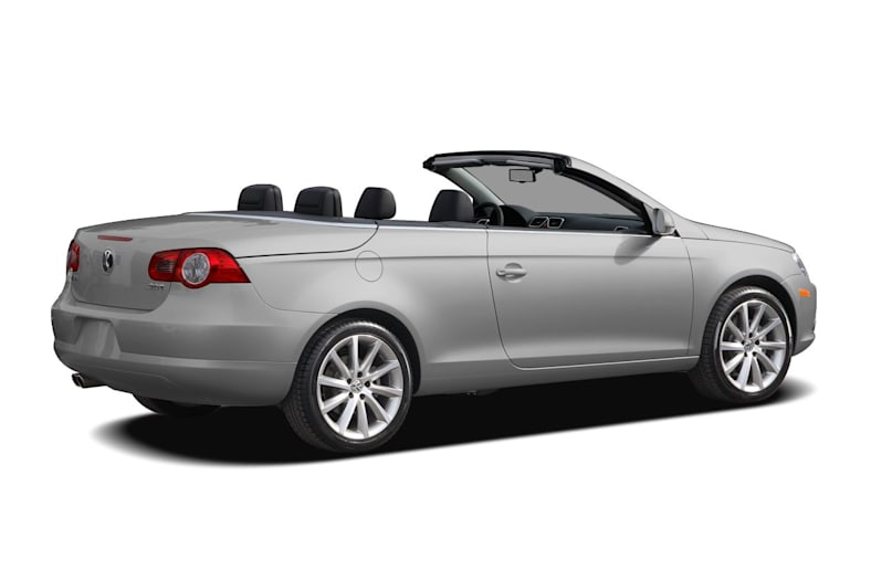 2008 volkswagen eos pictures. Black Bedroom Furniture Sets. Home Design Ideas