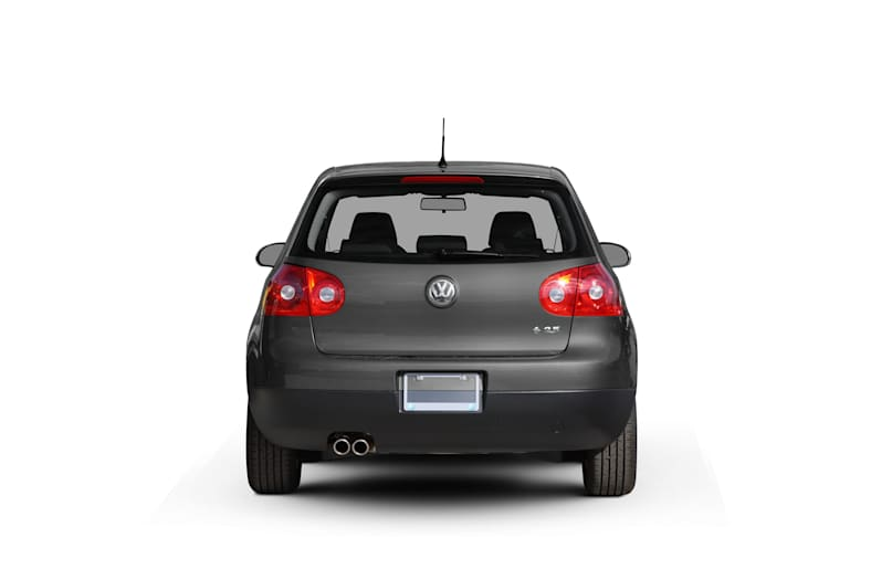 2008 Volkswagen Rabbit Exterior Photo
