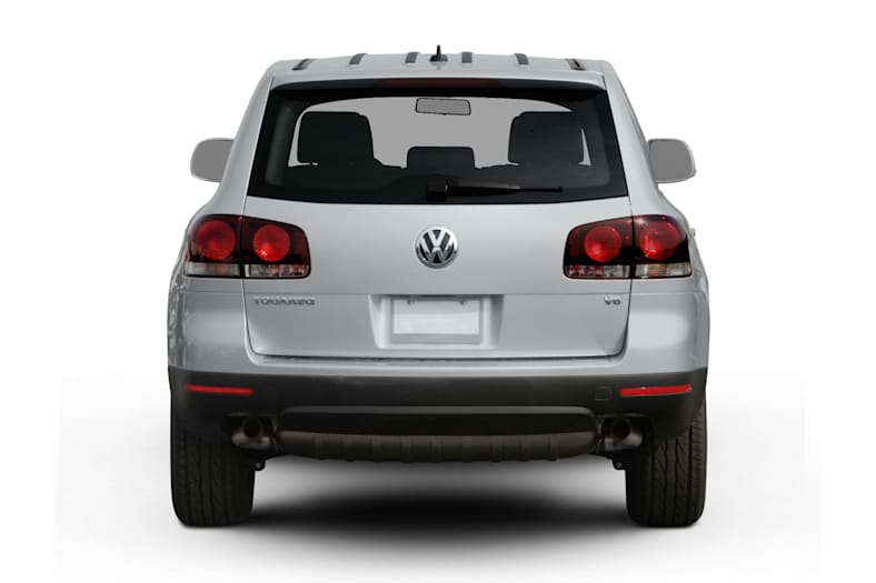 2008 Volkswagen Touareg 2 Owner Reviews and Ratings