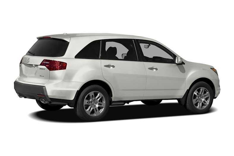 2009 Acura Mdx Pictures
