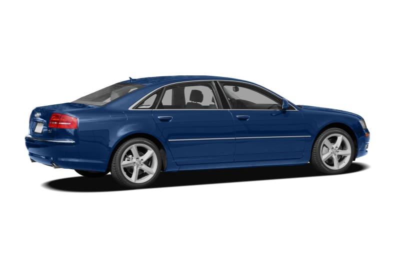 2009 Audi A8 Exterior Photo