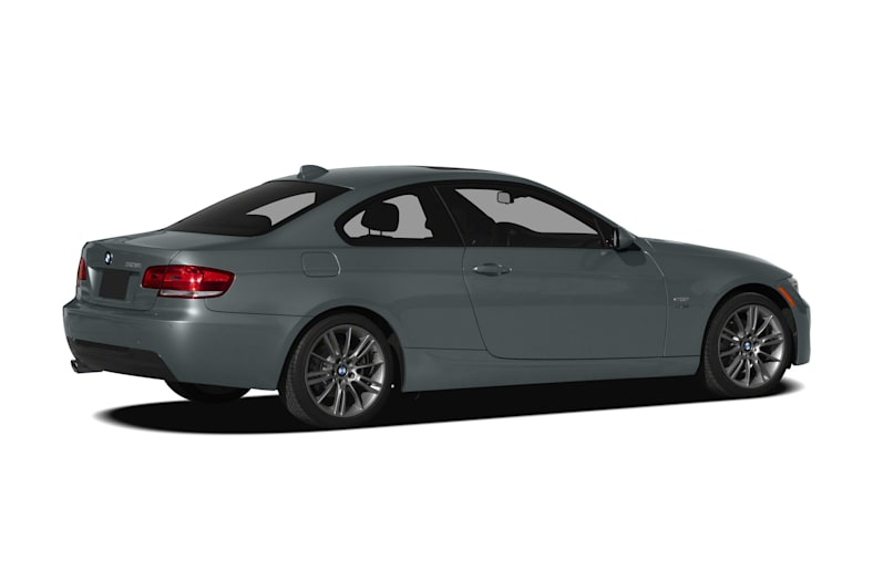 bmw 328i 2009 coupe specs