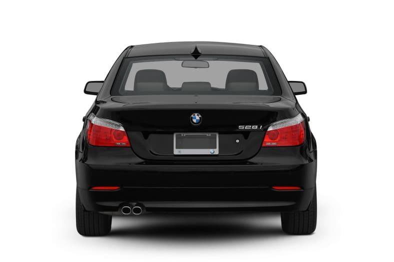 2009 BMW 535 Exterior Photo