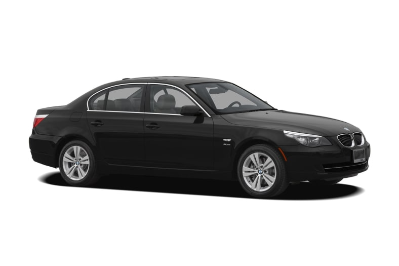 2009 BMW 550 Exterior Photo