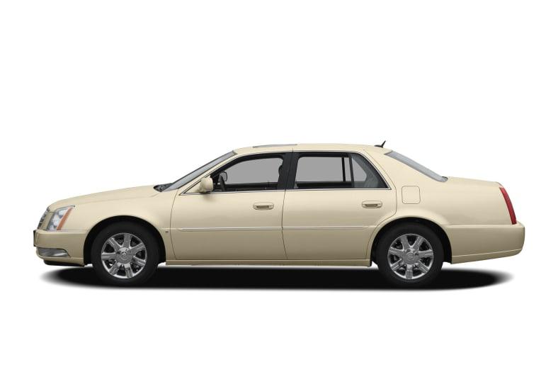 2009 Cadillac DTS Exterior Photo