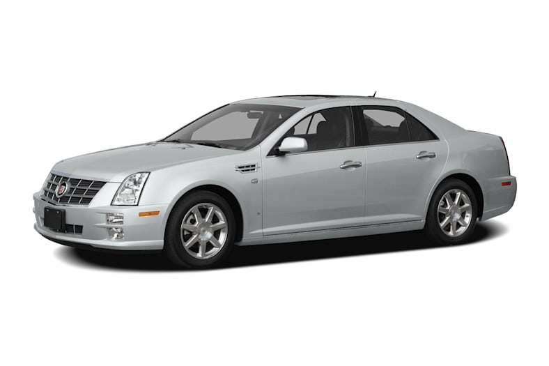 2009 Cadillac STS Information