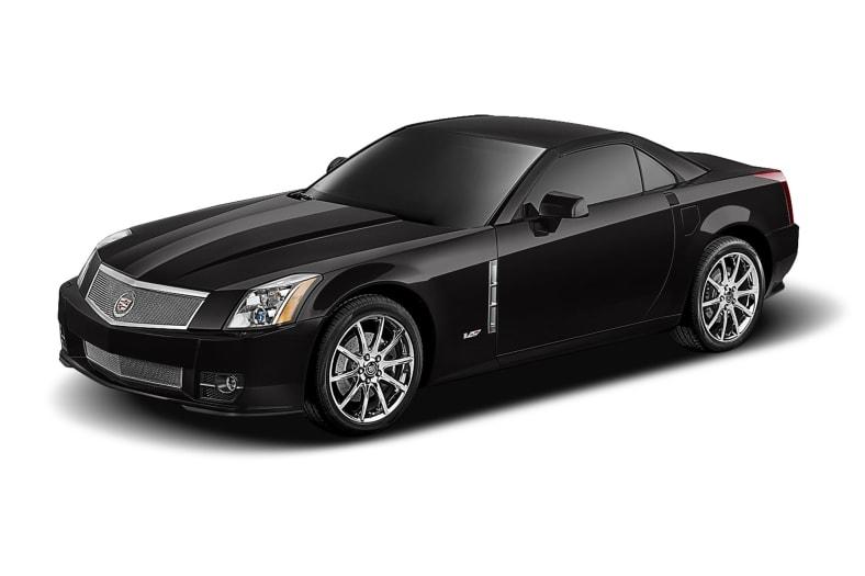 2009 Cadillac Xlr V Information