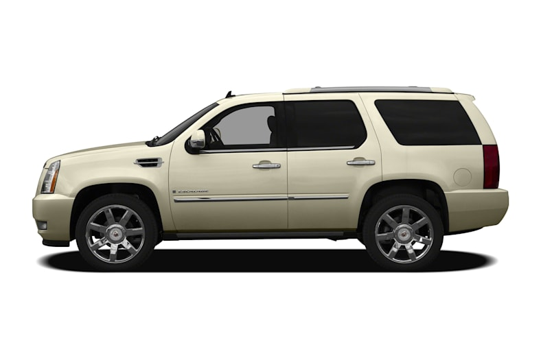2009 Cadillac Escalade Exterior Photo