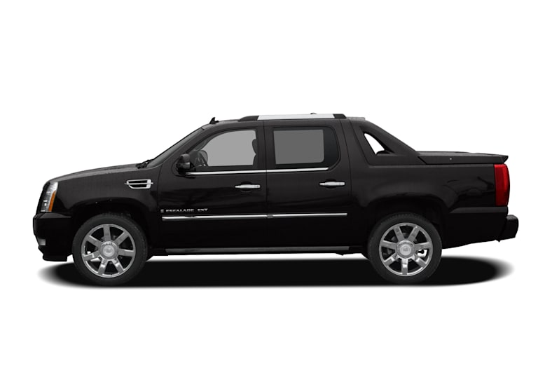2009 Cadillac Escalade EXT Exterior Photo