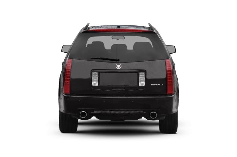 2009 Cadillac SRX Exterior Photo
