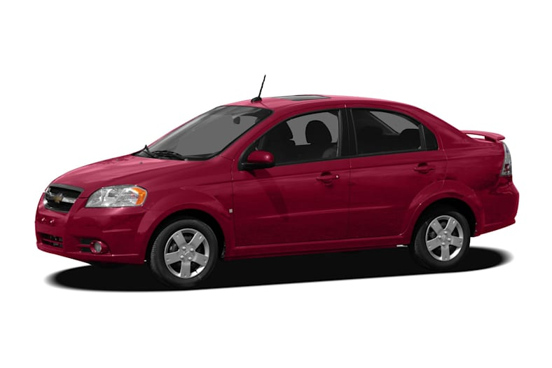 2009 chevrolet aveo information. Black Bedroom Furniture Sets. Home Design Ideas