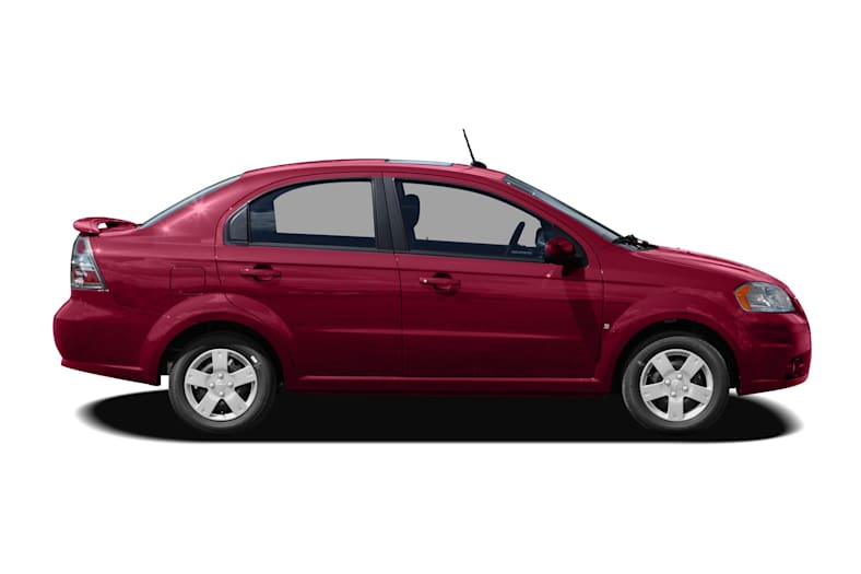 2009 Chevrolet Aveo Information