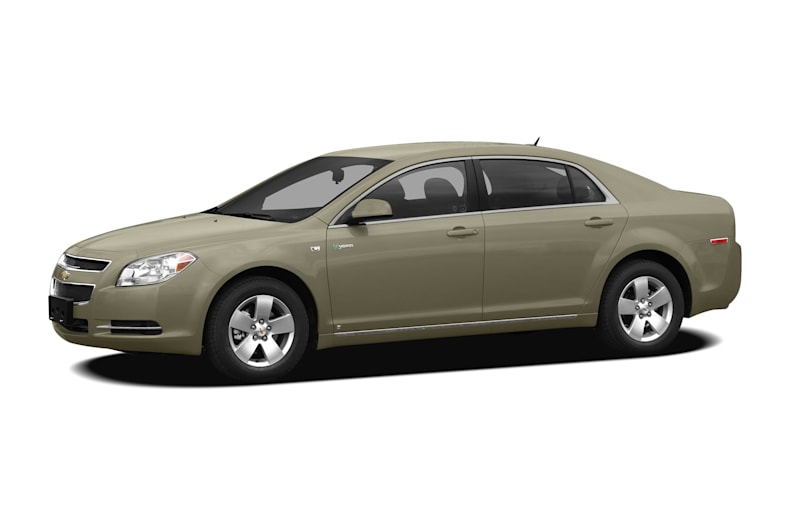 2009 chevrolet malibu hybrid information. Black Bedroom Furniture Sets. Home Design Ideas