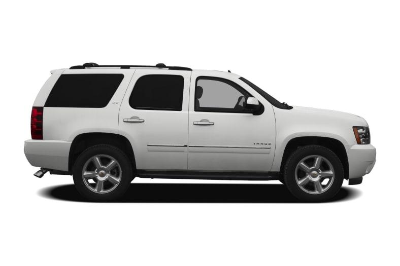 2009 Chevrolet Tahoe Exterior Photo