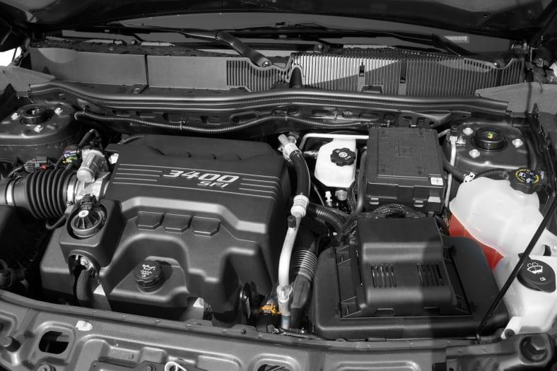 2009 Chevrolet Equinox Exterior Photo
