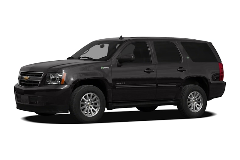 2009 chevrolet tahoe hybrid information. Black Bedroom Furniture Sets. Home Design Ideas