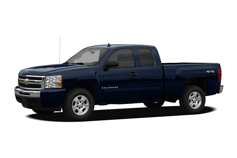 2009 chevrolet silverado 1500 ltz 4x4 extended cab ft box 133 9 in wb information. Black Bedroom Furniture Sets. Home Design Ideas