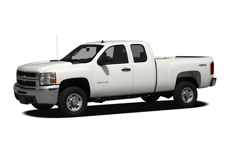 2009 chevrolet silverado 2500hd work truck 4x4 extended cab 6 6 ft box 143 5 in wb information. Black Bedroom Furniture Sets. Home Design Ideas