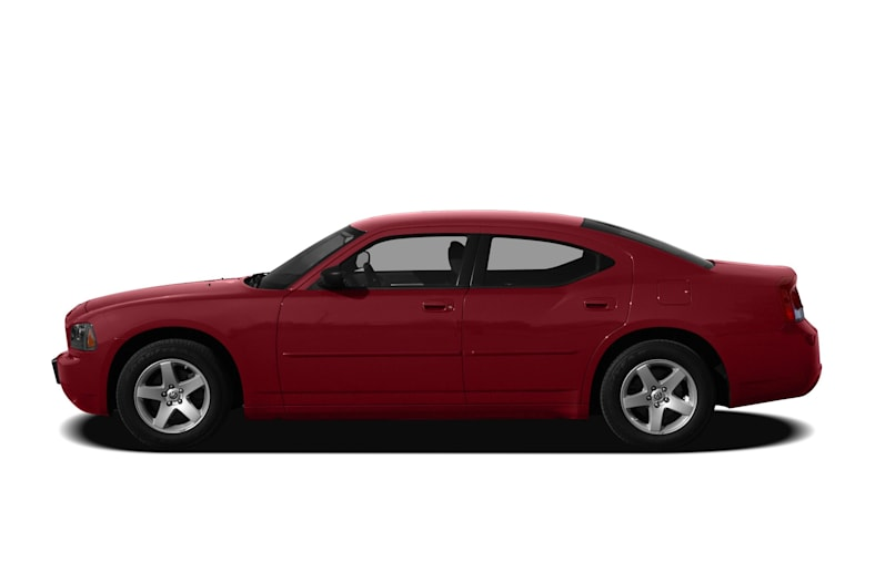 2009 Dodge Charger Exterior Photo