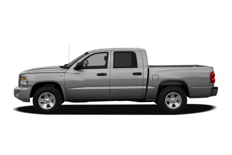 Cab Dot A on 2010 Dodge Dakota Bighorn Lonestar