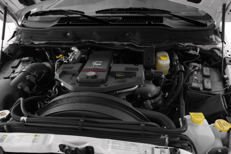 2009 Dodge Ram 2500 Exterior Photo