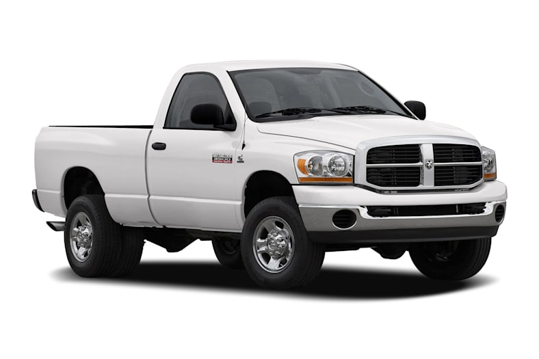 2009 Dodge Ram 3500 Exterior Photo
