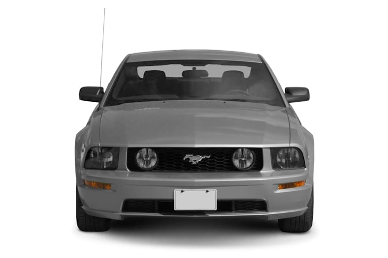 2009 Ford Mustang Exterior Photo