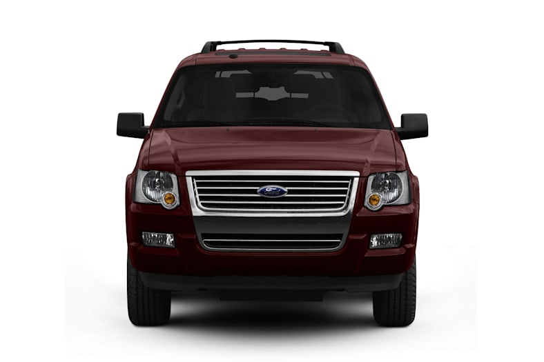 2009 Ford Explorer Exterior Photo