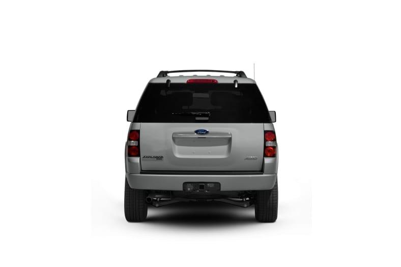 2009 Ford Explorer Exterior Photo