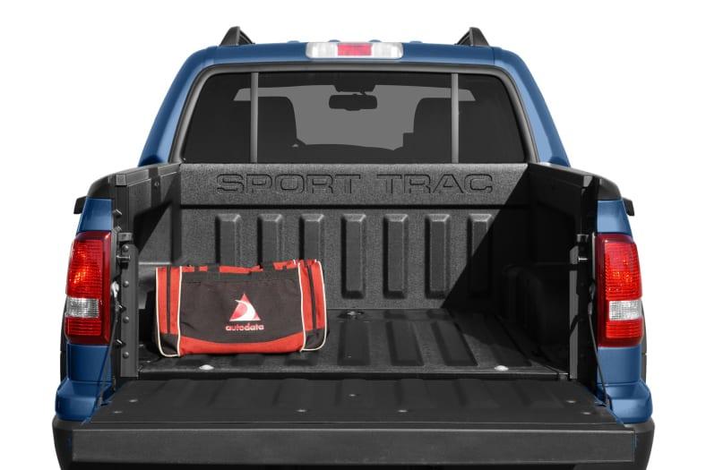 2009 Ford Explorer Sport Trac Exterior Photo