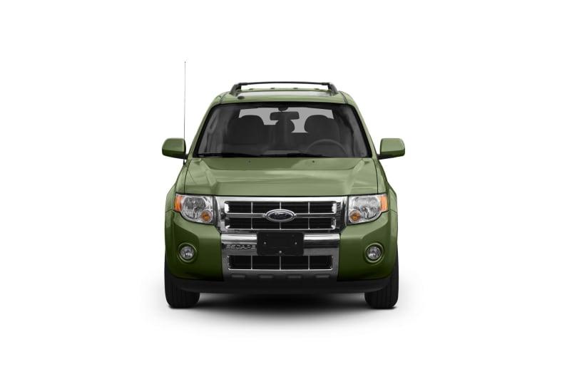 2009 Ford Escape Hybrid Exterior Photo