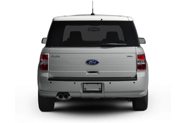 2009 Ford Flex Exterior Photo