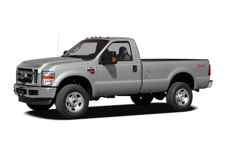 2009 Ford F 250 Exterior Photo