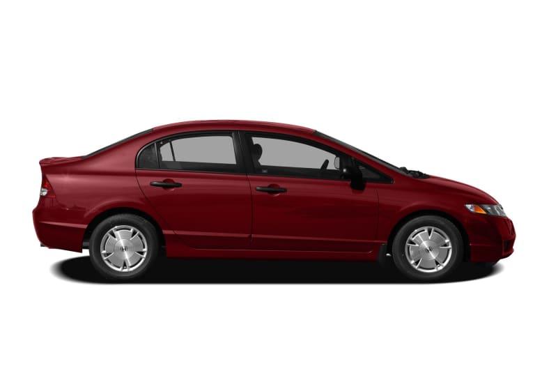 2009 Honda Civic Exterior Photo
