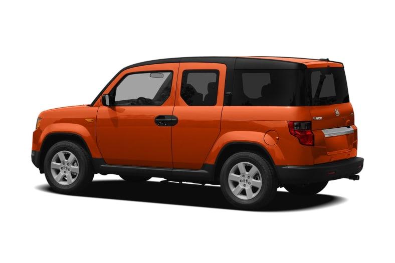 2009 Honda Element Exterior Photo