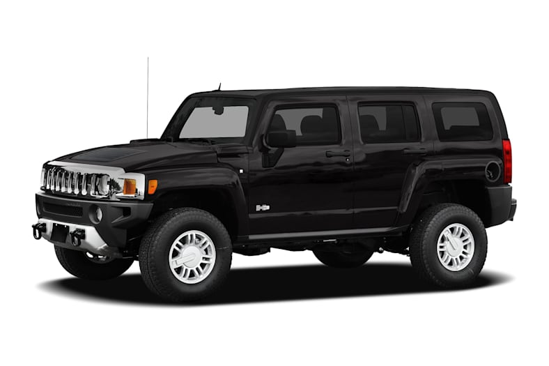 2009 hummer h3 suv information. Black Bedroom Furniture Sets. Home Design Ideas