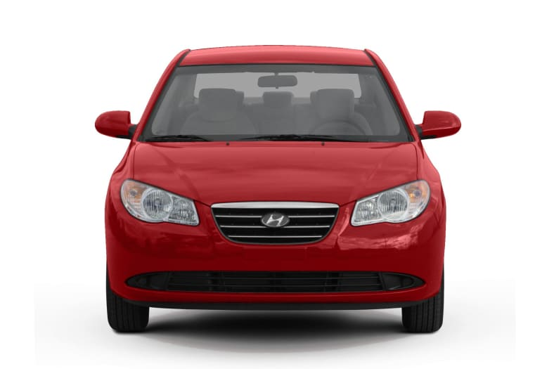 2009 Hyundai Elantra Exterior Photo