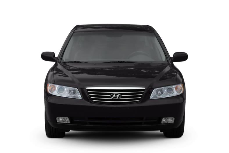 2009 Hyundai Azera Exterior Photo