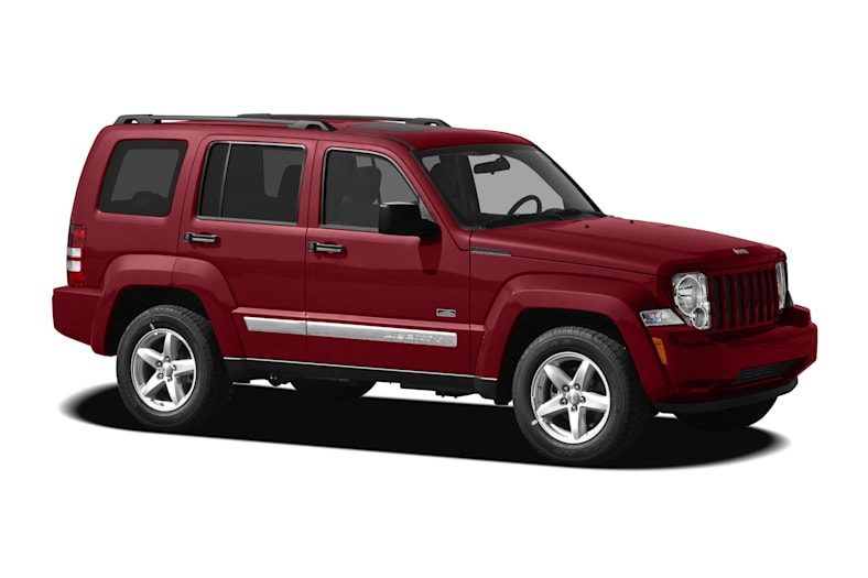 2009 Jeep Liberty Exterior Photo