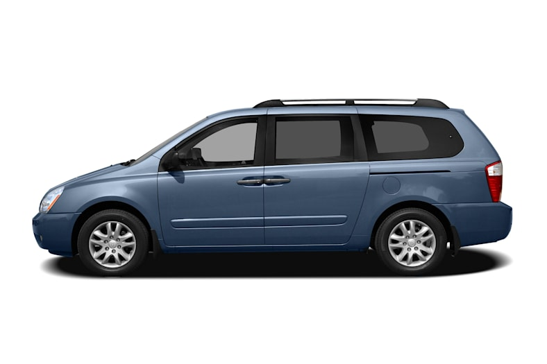2009 Kia Sedona Exterior Photo